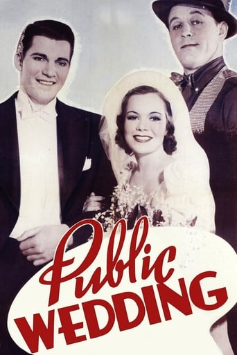 Poster of Public Wedding