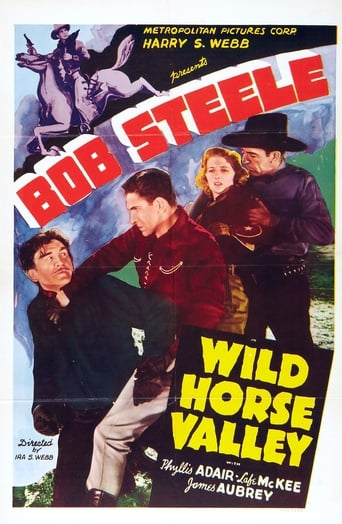 Poster of Wild Horse Valley