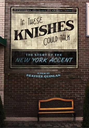 Poster of If These Knishes Could Talk: The Story of the NY Accent
