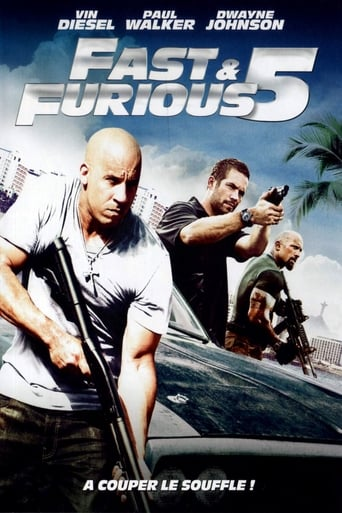 Poster of Fast & Furious 5