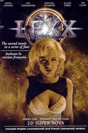 Poster of Lexx 1.2 Supernova