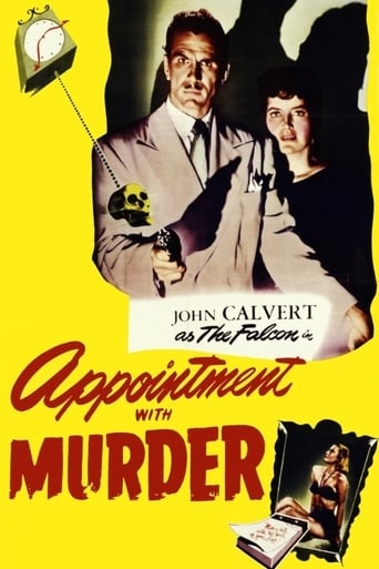 Poster of Appointment with Murder