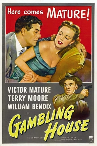 Poster of Gambling House