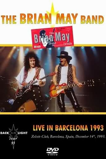 Watch Brian May - Live in Barcelona 1993 1993 full online free
