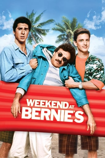 Weekend at Bernie's Poster