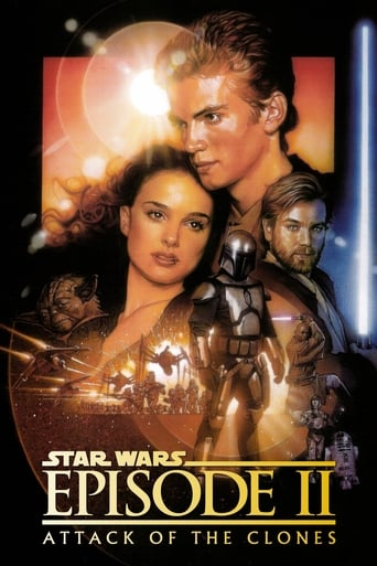 Poster of Star Wars: Episode II - Attack of the Clones