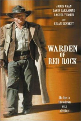 Poster of Warden of Red Rock