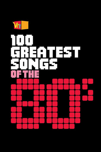 Poster of 100 Greatest Songs of the '80s