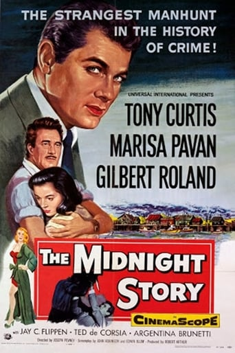 Poster of The Midnight Story