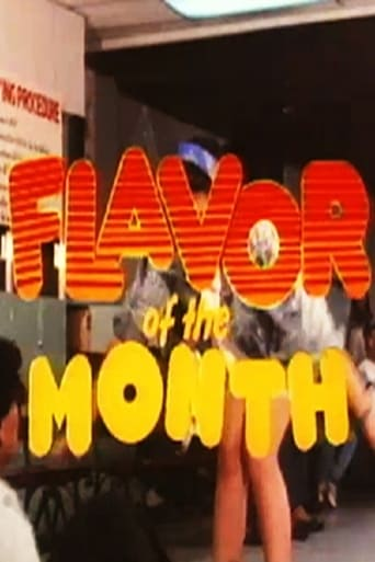Poster of Flavor of the Month