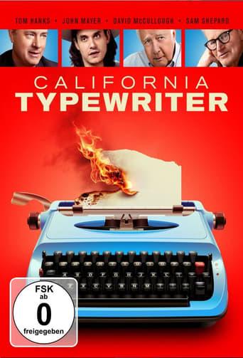 California Typewriter - Die Revolution wird mit der Schreibmaschine geschrieben - Dokumentarfilm / 2017 / ab 0 Jahre
