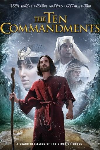 Poster of The Ten Commandments
