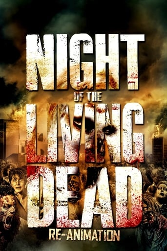 Poster of Night of the Living Dead: Re-Animation