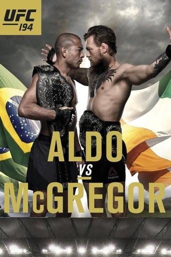 Poster of UFC 194: Aldo vs. McGregor