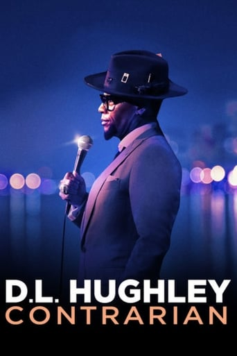D.L. Hughley: Contrarian image