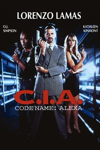 Poster of CIA Code Name: Alexa