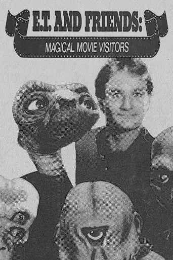 Poster of E.T. and Friends: Magical Movie Visitors