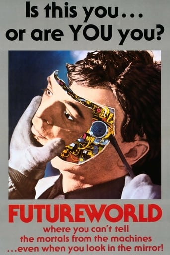 Poster of Futureworld