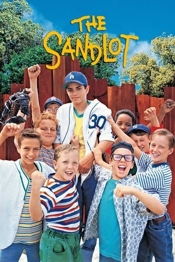 Poster of The Sandlot