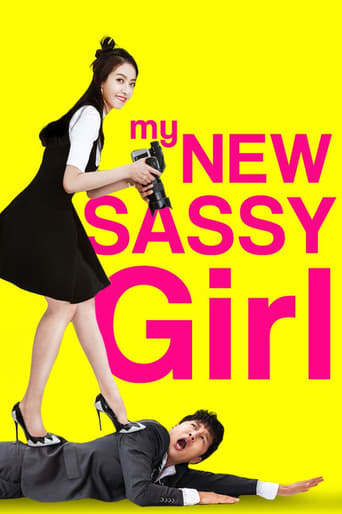 Poster of My New Sassy Girl