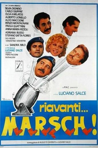 Poster of Riavanti... Marsch!