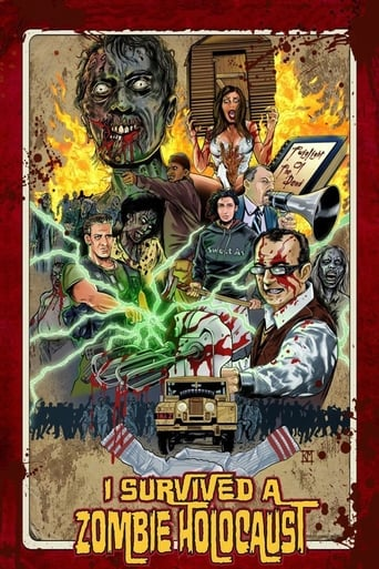 I Survived a Zombie Holocaust (2014) - poster