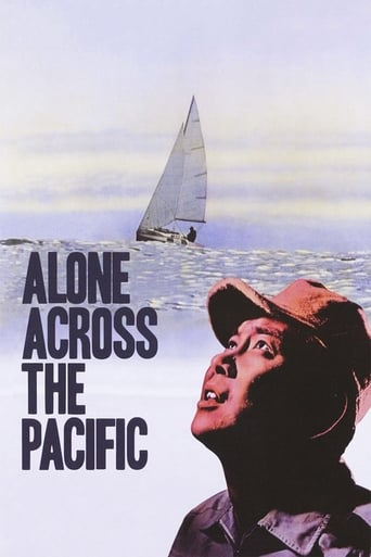 В одиночку через Тихий океан