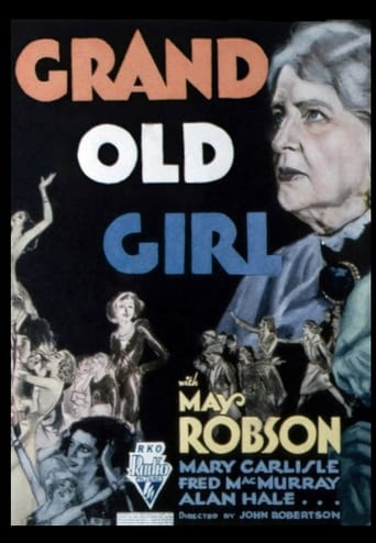 Poster of Grand Old Girl