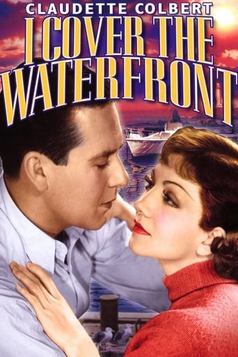 Poster of I Cover the Waterfront