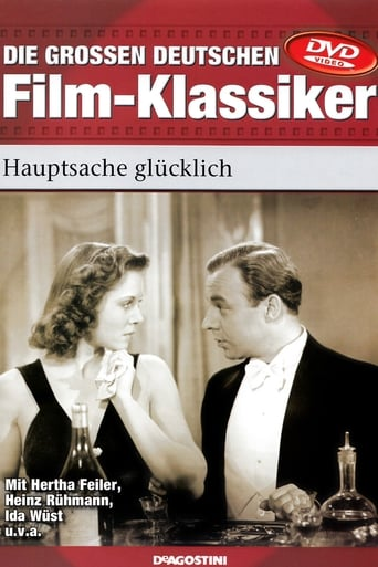 Poster of Hauptsache glücklich!