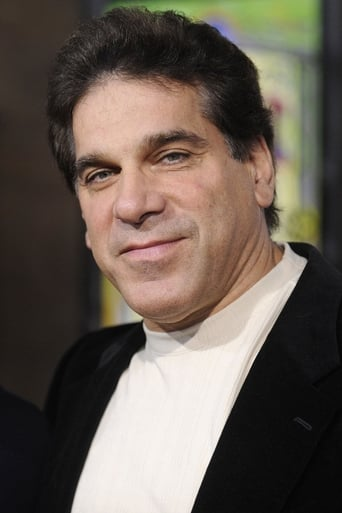 Lou Ferrigno alias Voice of The Incredible Hulk / Security Guard