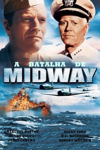 A Batalha de Midway - Poster