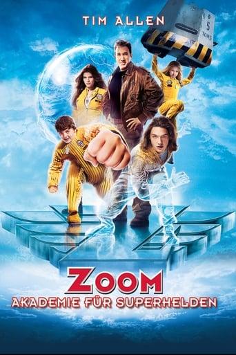 Filmplakat von Zoom - Akademie für Superhelden