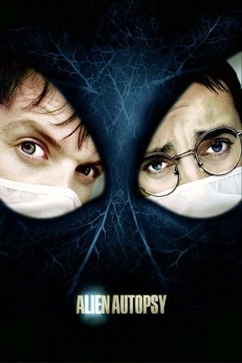 Poster of Alien Autopsy