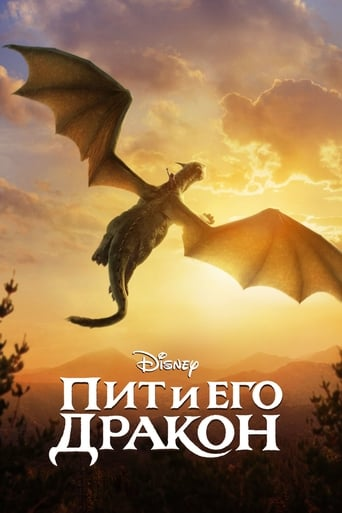 Poster of Пит и его дракон