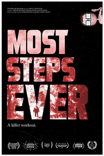 Poster of Most Steps Ever