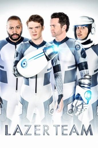 Poster of Lazer Team
