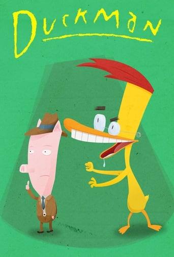 poster of Duckman