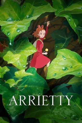 The Secret World of Arrietty image