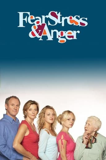 Poster of Fear, Stress & Anger