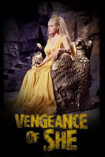 'The Vengeance of She (1968)