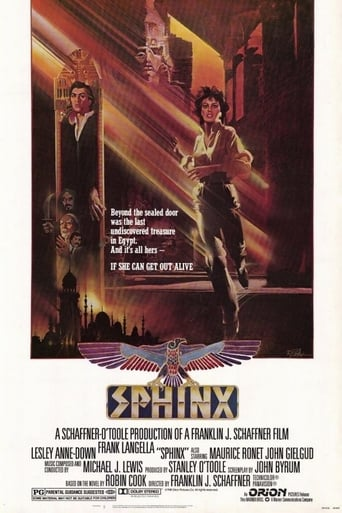 Sphinx Movie Poster