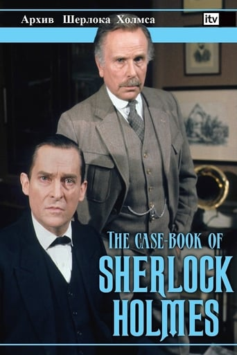 Poster of The Case-Book of Sherlock Holmes