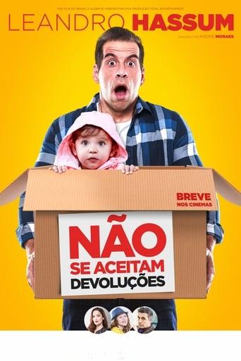 Não Se Aceitam Devoluções - Poster