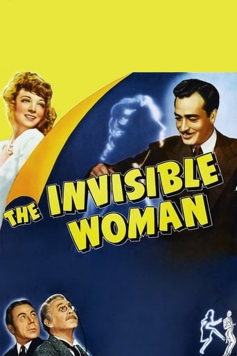 Poster of La mujer invisible