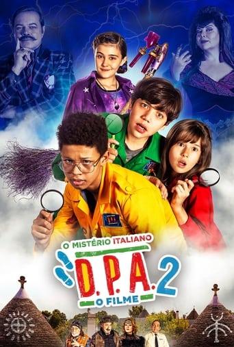 D.P.A. 2: O Filme: O Mistério Italiano