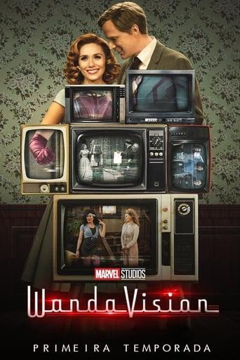 WandaVision 1ª Temporada - Poster
