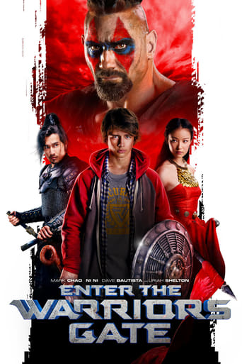 Poster of Enter the Warriors Gate