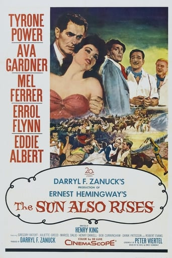 'The Sun Also Rises (1957)