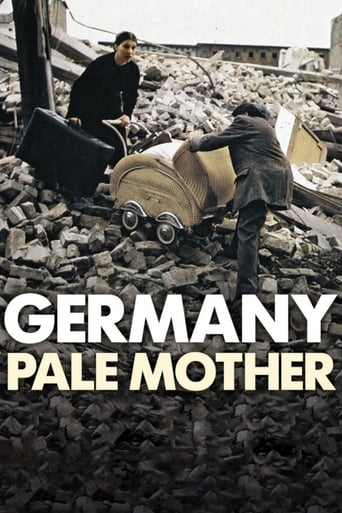 Germany Pale Mother Poster